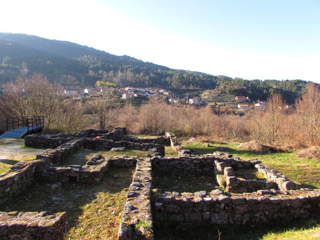 patrimonio arqueológico de la Baixa Limia