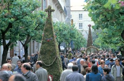Maio enxebre Ourense - Caldaria
