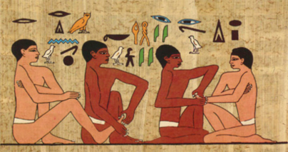 Masajes en Egipto