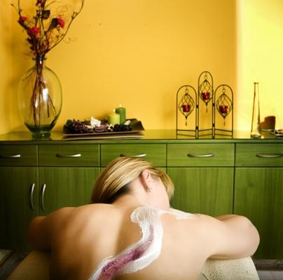Tratamiento de balneario - Caldaria
