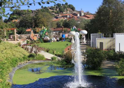 Festival Jardines Allariz - Caldaria