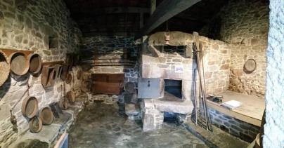 Horno pan de Cea - Caldaria