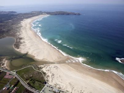 Playa de A Frouxeira