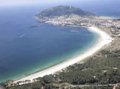 Playa Langosteira - Caldaria