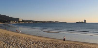 Playa O Vao - Caldaria