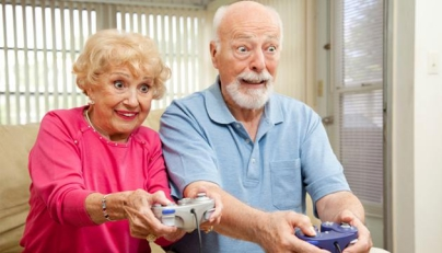 Personas mayores activas - Caldaria