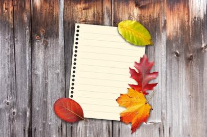 Propositos para el otoño - Caldaria