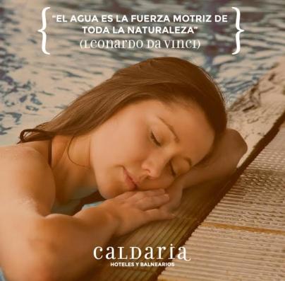 Frases agua - Caldaria
