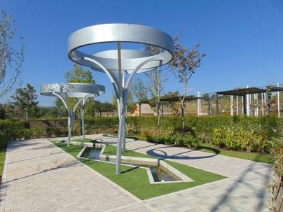 Festival xardíns Allariz - Caldaria