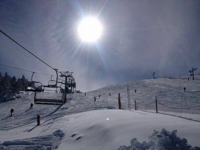 Manzaneda nieve - Caldaria
