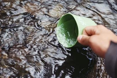 Acceso agua - Caldaria