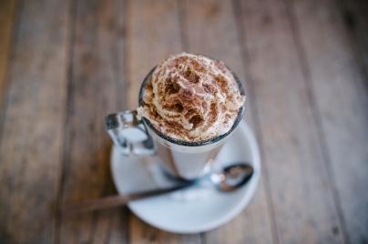 Chocolate caliente - Caldaria