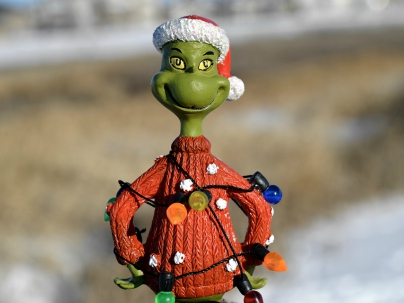 Grinch en Navidad