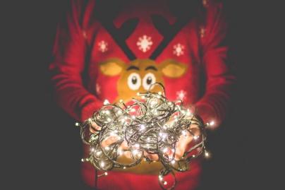 Luces navidad - Caldaria