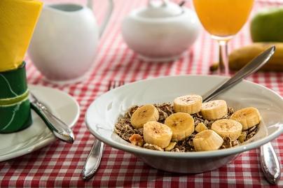 Desayuno saludable - Caldaria