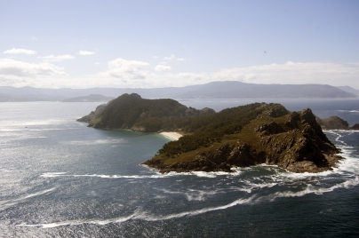 Parque Natural Illas Atlánticas - Caldaria