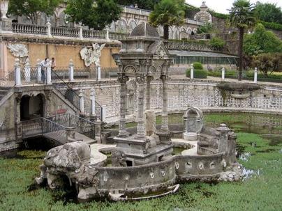 Parque del Pasatiempo Betanzos - Caldaria