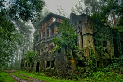 Sanatorio Cesuras - Caldaria