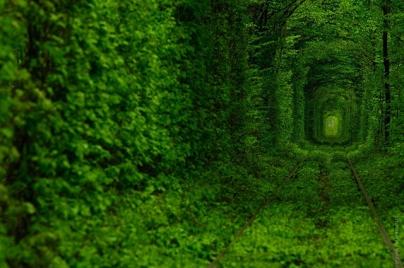 Túnel enamoradas Ucrania - Caldaria