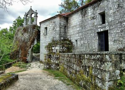 San Pedro de Rocas - Caldaria