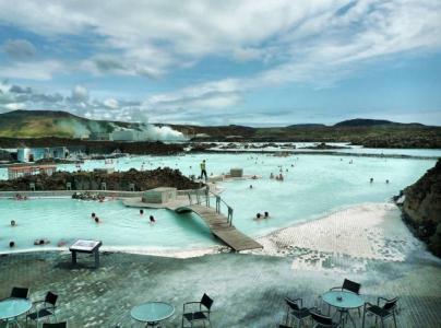 Laguna Azul Islandia - Caldaria