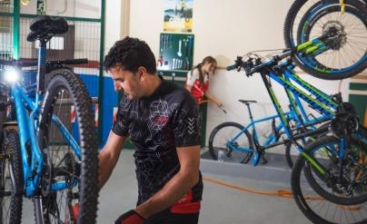 Taller bicicletas - Caldaria