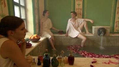 Baños termales Roma - Caldaria
