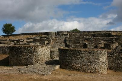Castro San Cibrao de Las - Caldaria