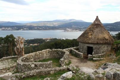 Castro Santa Trega - Caldaria