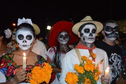 Desfile catrinas México - Caldaria