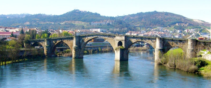 Puente Romano Ourense - Caldaria