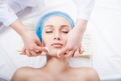 Tratamiento facial - Caldaria