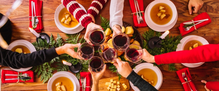 Cena Navidad - Caldaria