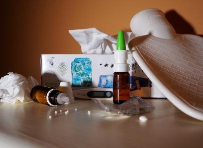 Sinusitis rinitis termalismo - Caldaria