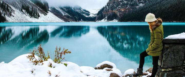 Viajar en invierno