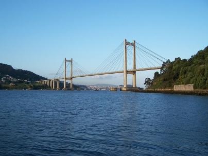 Puente de Rande - Galicia