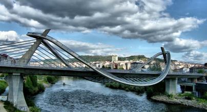 Puente Milenio - Caldaria