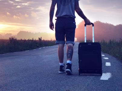 Elegir maleta