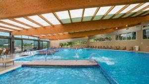 circuito termal Alvea | Hotel Balneario Caldaria Arnoia