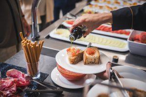 Desayuno Buffet libre | Arnoia Caldaria Hotel Balneario