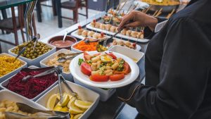 BUFFET-HOTEL-ARNOIA | Hotel Balneario Caldaria Arnoia