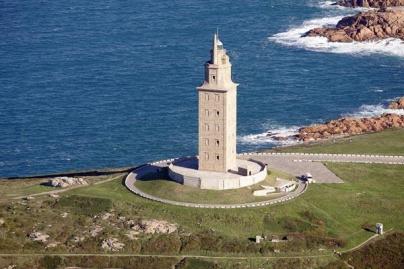 Torre de Hércules - Caldaria