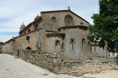 Santa Mariña de Augas Santas - Caldaria