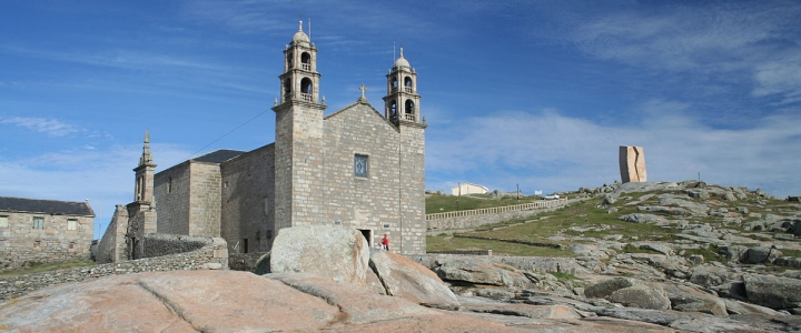Virxe da Barca - Caldaria