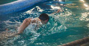 piscinas de agua minero medicinal | Hotel Balneario Caldaria Arnoia