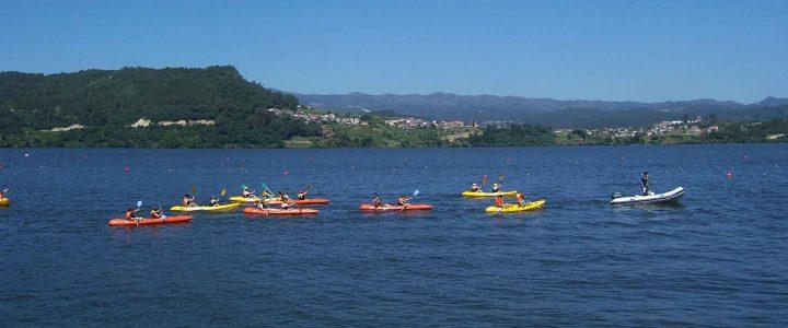 Ruta en kayak | Hotel Balneario Caldaria Arnoia