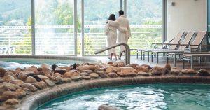 Tratamiento termal en ourense - Hotel Balneario Caldaria Arnoia