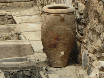 Ánfora romana
