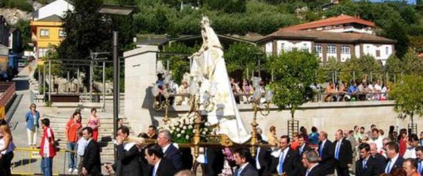 Virgen del Portla