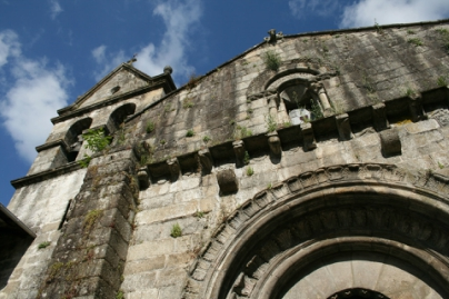 Iglesia de San Juan. Foto: Contando Estrelas